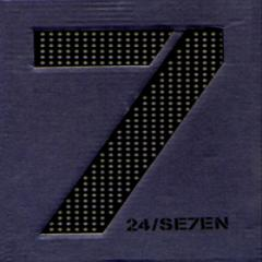 "Album art for Se7en's album ""24/7: Repackage"""