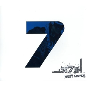 "Album art for Se7en's album ""Must Listen"""