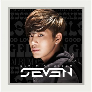 "Album art for Se7en's album ""Somebody Else"""