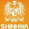 Shinhwa's logo.