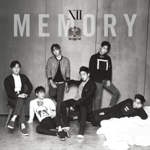 "Album art for Shinhwa's album ""Memory"""