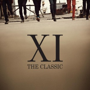 "Album art for Shinhwa's album ""The Classic"""