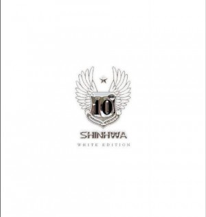 "Album art for Shinhwa's album ""Volume 9"""