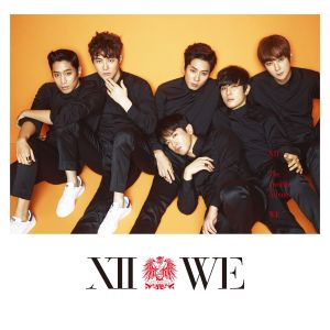 "Album art for Shinhwa's album ""We"""