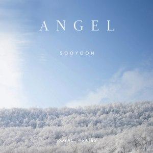 "Album art for Sooyoon (Royal Pirates)'s album ""Angel"""