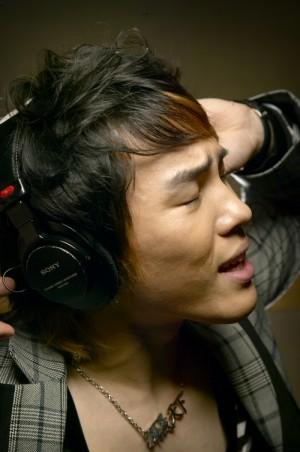 "Album art for Wheesung's album ""Against All Odds"""