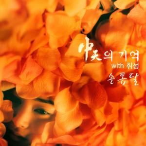 "Album art for Wheesung's album ""Sontopdal"""
