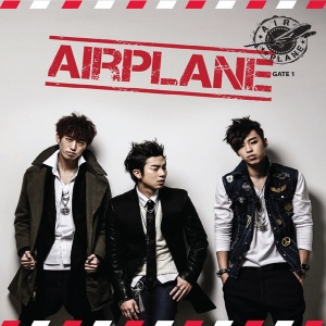 "Album art for Airplane's album ""So Pretty"""