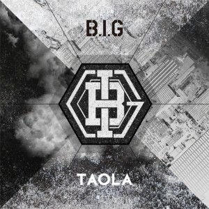 "Album art for B.I.G's album ""BIG TRANSFORMER"""