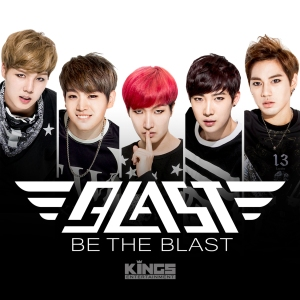 Album art for BLAST's 1st Mini Album