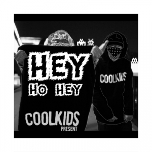 "Album art for Coolkids's album ""Hey Ho Hey"""
