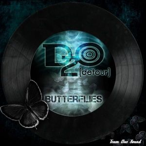 "Album art for D20 (Detour)'s album ""Butterflies"""