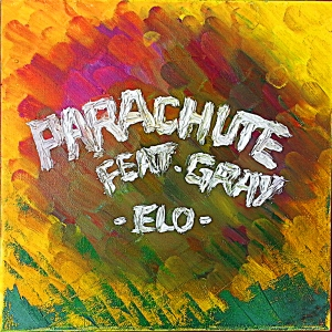 "Album art for ELO's album ""Parachute"""