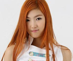 Flashe's former member Ga Eul.
