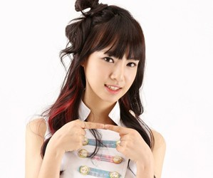 Flashe's former member Seolhee.