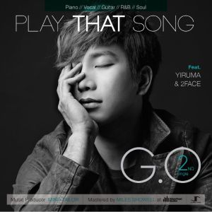 "Album art for G.O from MBLAQ's Album ""Play That Song"""