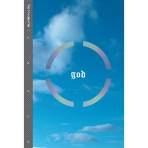 "Album art for g.o.d's album ""Into The Sky"""