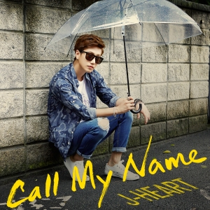"Album art for J.Heart (N.Sonic)'s album ""Call My Name"""