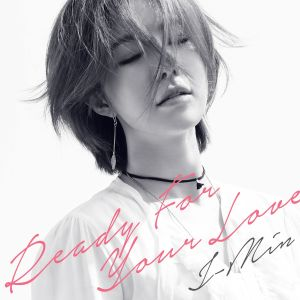 "Album art for J-Min's album ""Ready For Your Love"""