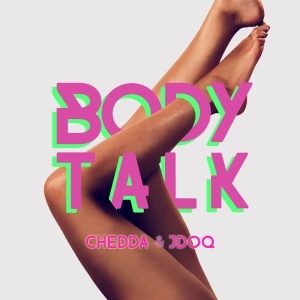 "Album art for JDOQ's album ""Body Talk"""
