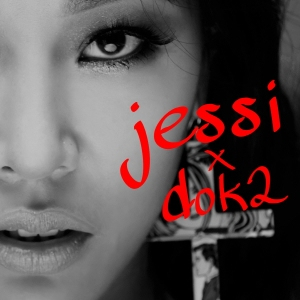 "Album art for Jessi's album ""Heels"""