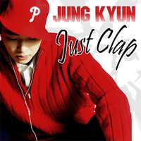 "Album art for J'Kyun's album ""Just Clap"""