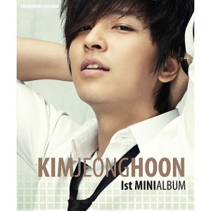 Album art for Kim Jeong Hoon (John Hoon)'s 1st Mini Album