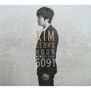 "Album art for Kim Jeong Hoon (John Hoon)'s album ""5091"""