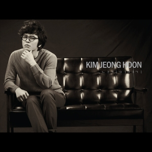 "Album art for Kim Jeong Hoon (John Hoon)'s album ""My Story"""