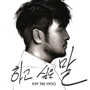 "Album art for Kim Taewoo from g.o.d's album ""Solo Special Album"""