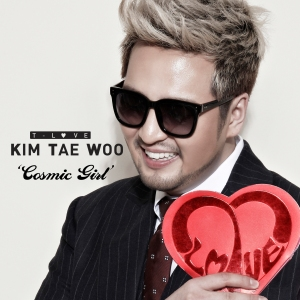 "Album art for Kim Taewoo from g.o.d's album ""T-Love"""