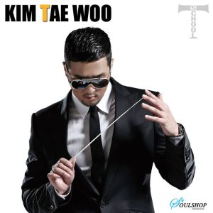 "Album art for Kim Taewoo from g.o.d's album ""T School"""