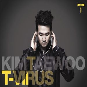 "The album art for Kim Taewoo from g.o.d's album ""T-Virus"""
