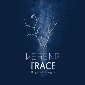"Album art for Legend's album ""Trace"""