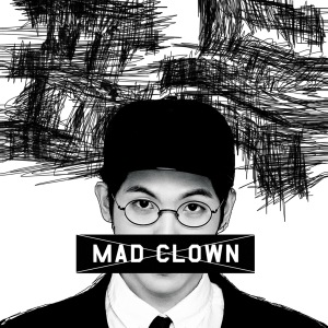 "Album art for Mad Clown's album ""Playdok"""
