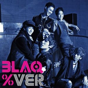 "Album art for MBLAQ's album ""Blaq%"""