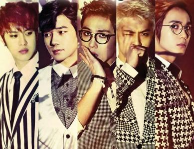 "MBLAQ's ""Broken"" promotional picture."