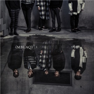 "Album art for MBLAQ's album ""Winter"""
