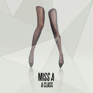 """Album art for Miss A's album """"A Class"""""""