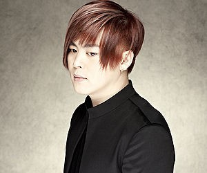 "Moon Hee Jun's ""Begins"" promotional picture."