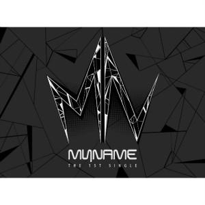Album art for MYNAME's 1st Single Album
