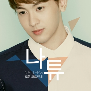 "Album art for Natthew's album ""Don't Know The Connection"""