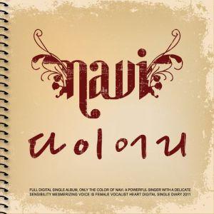 "Album art for Navi's album ""Diary"""