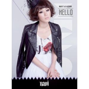 "Album art for Navi's album ""Hello"""