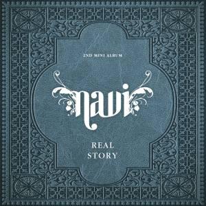 """Album art for Navi's album """"Real Story"""""""