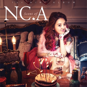 "Album art for NC.A's album ""Scent Of NC.A"""