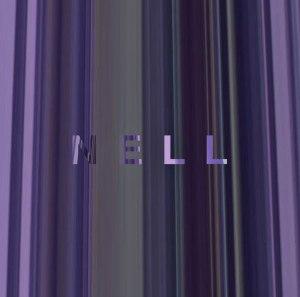 """Album art for Nell's album """"Broken"""""""