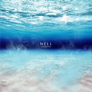 "Album art for Nell's album ""Escaping Gravity"""