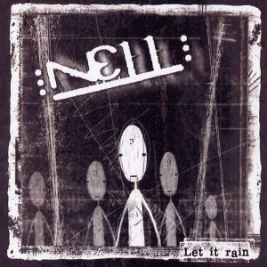 "Album art for Nell's album ""Let It Rain"""