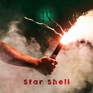 "Album art for NELL's album ""Star Shell"""